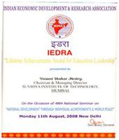 Indian Economic Development & Research Association
